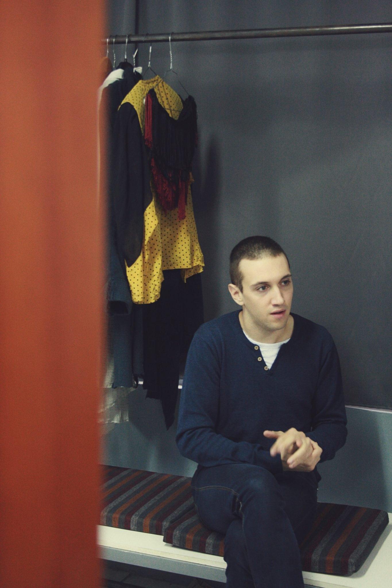Συνέντευξη με τον Δημήτρη Φουρλή.