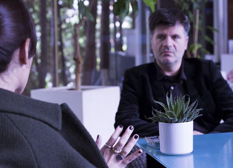 Συνέντευξη: Φοίβος Δεληβοριάς | Beater TV