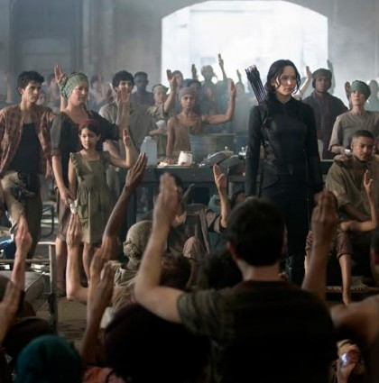 The Hunger Games: Mockingjay – Part 1: Who missed Katniss?