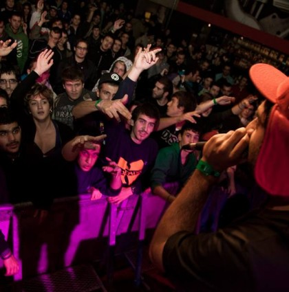 12 χρόνια Hip Hop Festival!
