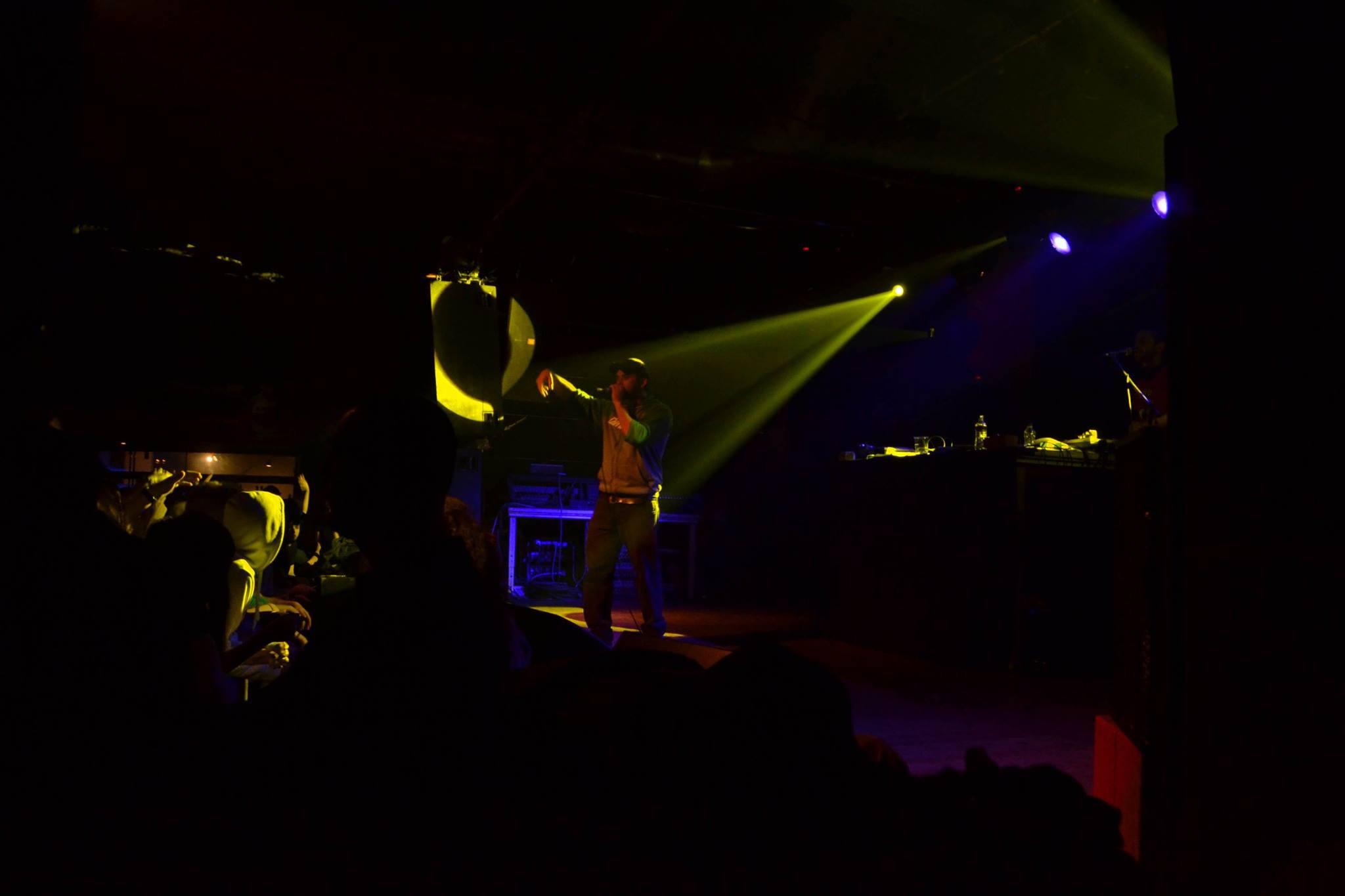 Live Review: «Άγνωστος Χειμώνας», «Στίχοιμα» στο Block33