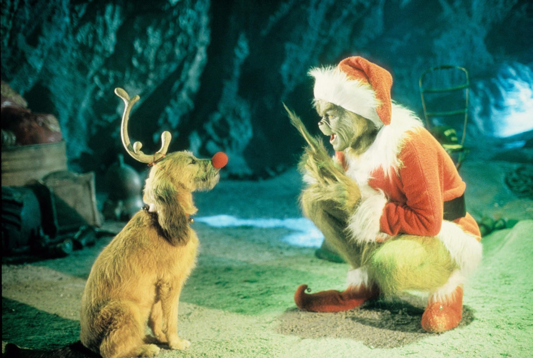 6)how the grinch stole christmas