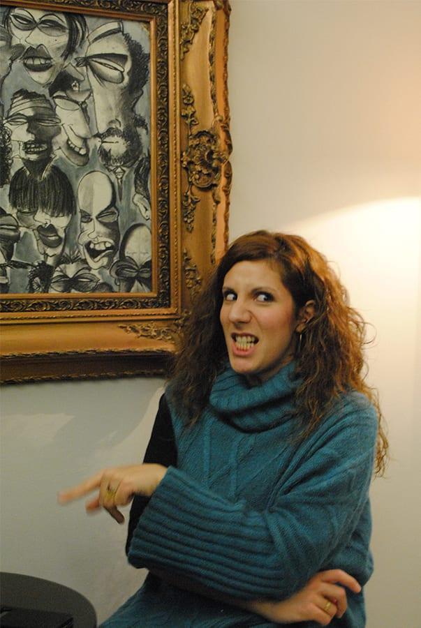 Κική Στρατάκη, μια ενδιαφέρουσα πολυδιάστατη καλλιτέχνης!