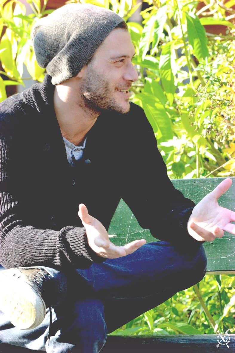 Συνέντευξη με τον Αντίνοο Αλμπάνη.
