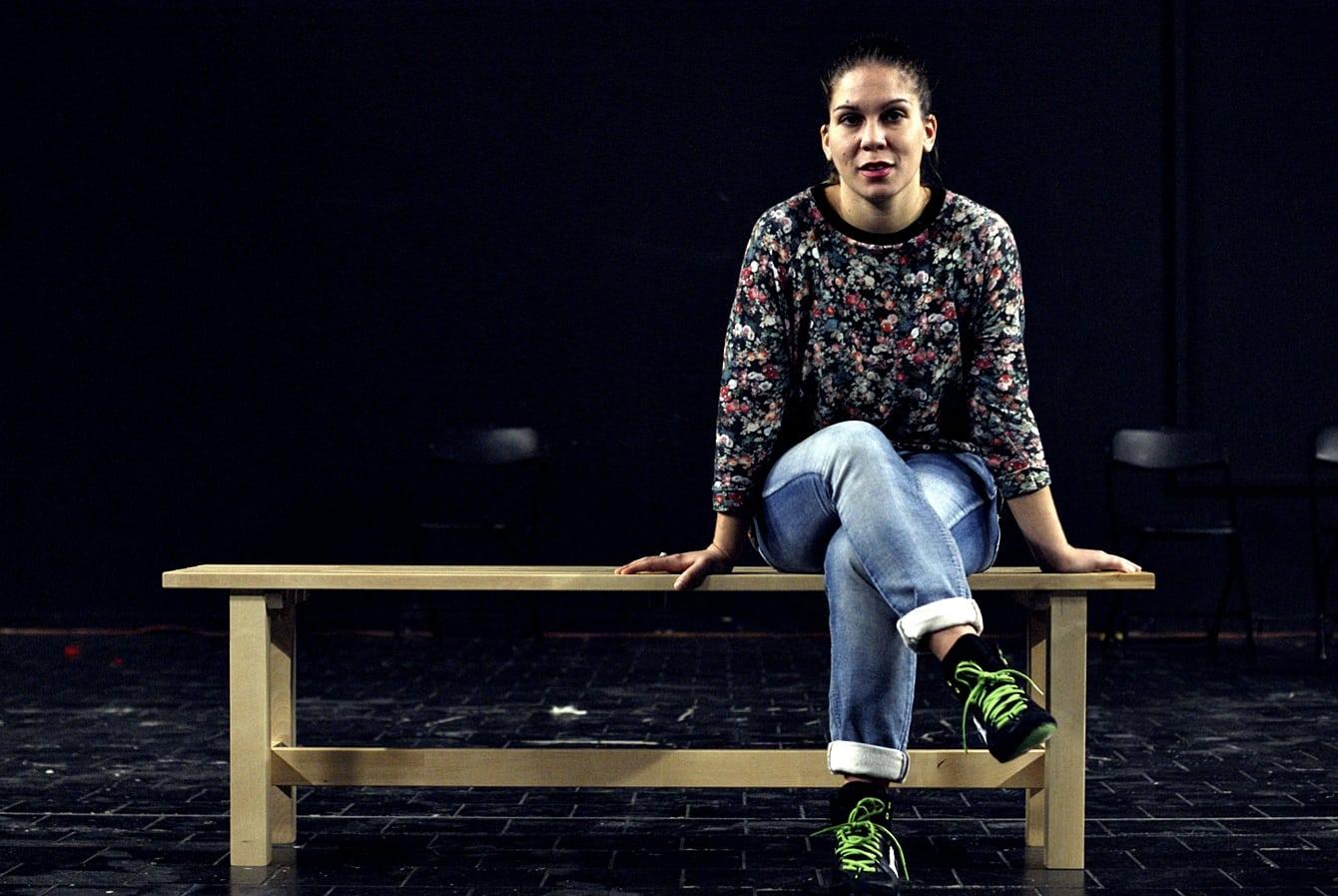 Συνέντευξη με την Ελίνα Ρίζου.