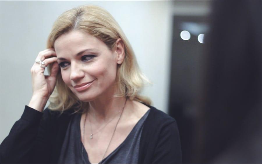 Παναγιώτα Βλαντή: «Δεν τα παρατάω εύκολα. Είμαι μαχήτρια»