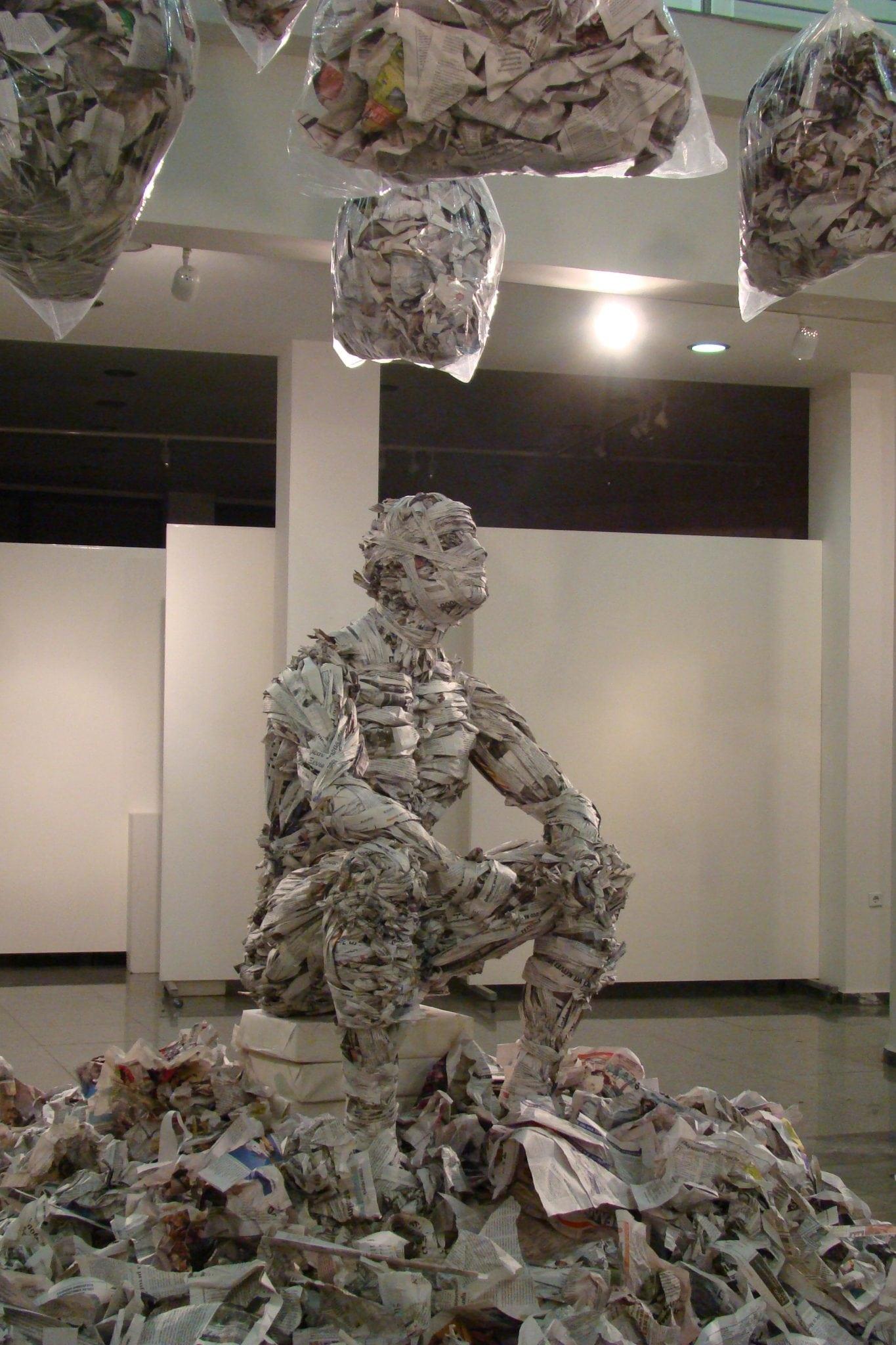 Όταν τα σκουπίδια μας γίνονται έργα τέχνης!