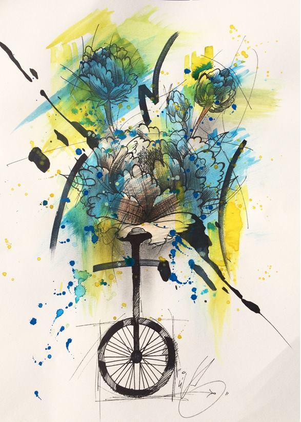 Τέχνη και ποδήλατο σε νέες διαδρομές!