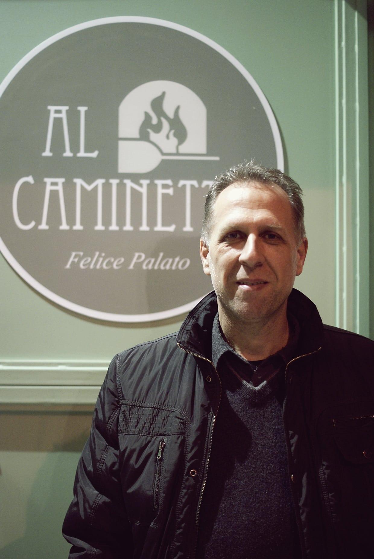 """Το """"Al Caminetto"""" σε περιμένει στην γωνία, να το δοκιμάσεις!"""
