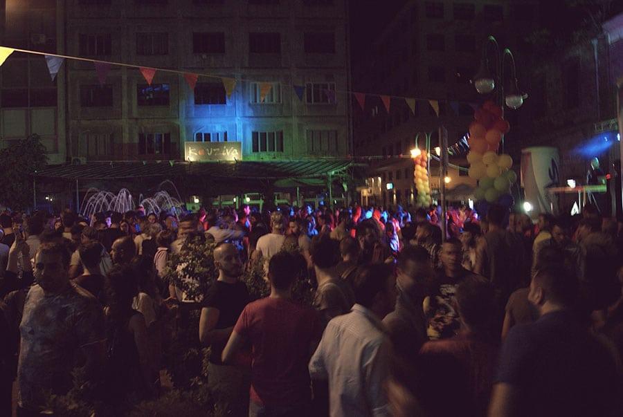 Φωτοντελίριο από το 4ο Thessaloniki Pride!