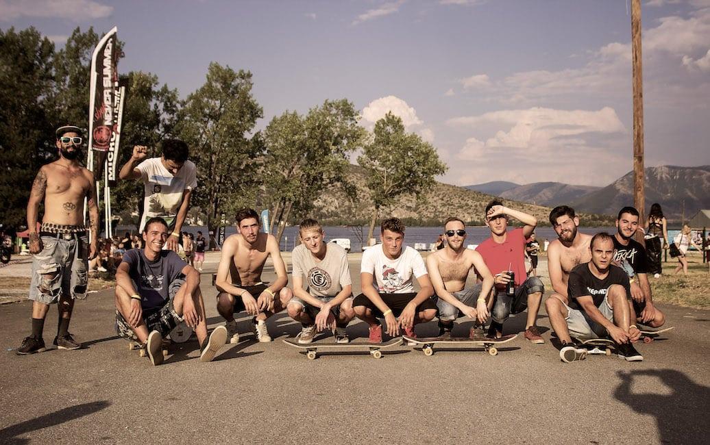 46 φωτογραφίες από το πρώτο X-Fest στη λίμνη της Καστοριάς!