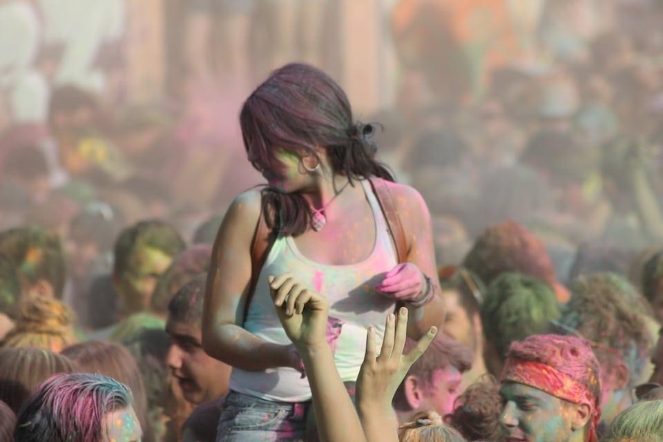 Φωτοντελίριο από την 4η Ημέρα με τα Χρώματα!