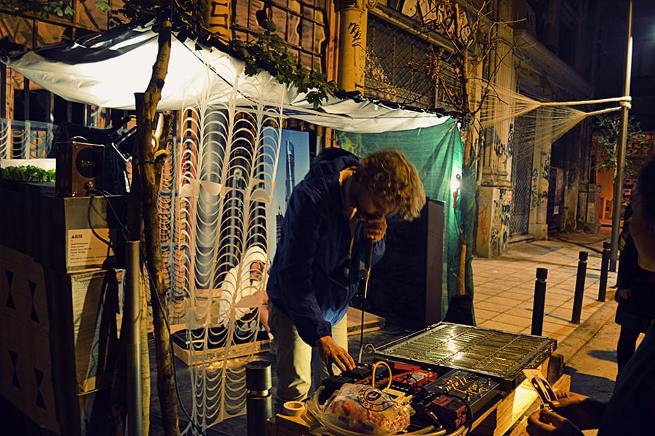 Όλα όσα έγιναν στο Urban Art Ventures, στη Θεσσαλονίκη…