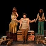 """""""Καρακορούμ"""" στο θέατρο Τ!"""