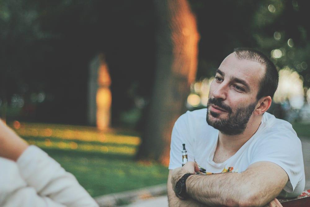 Γιώργος Χατζηπαύλου: Ένας σαραντάρης ή δυο εικοσάρηδες;