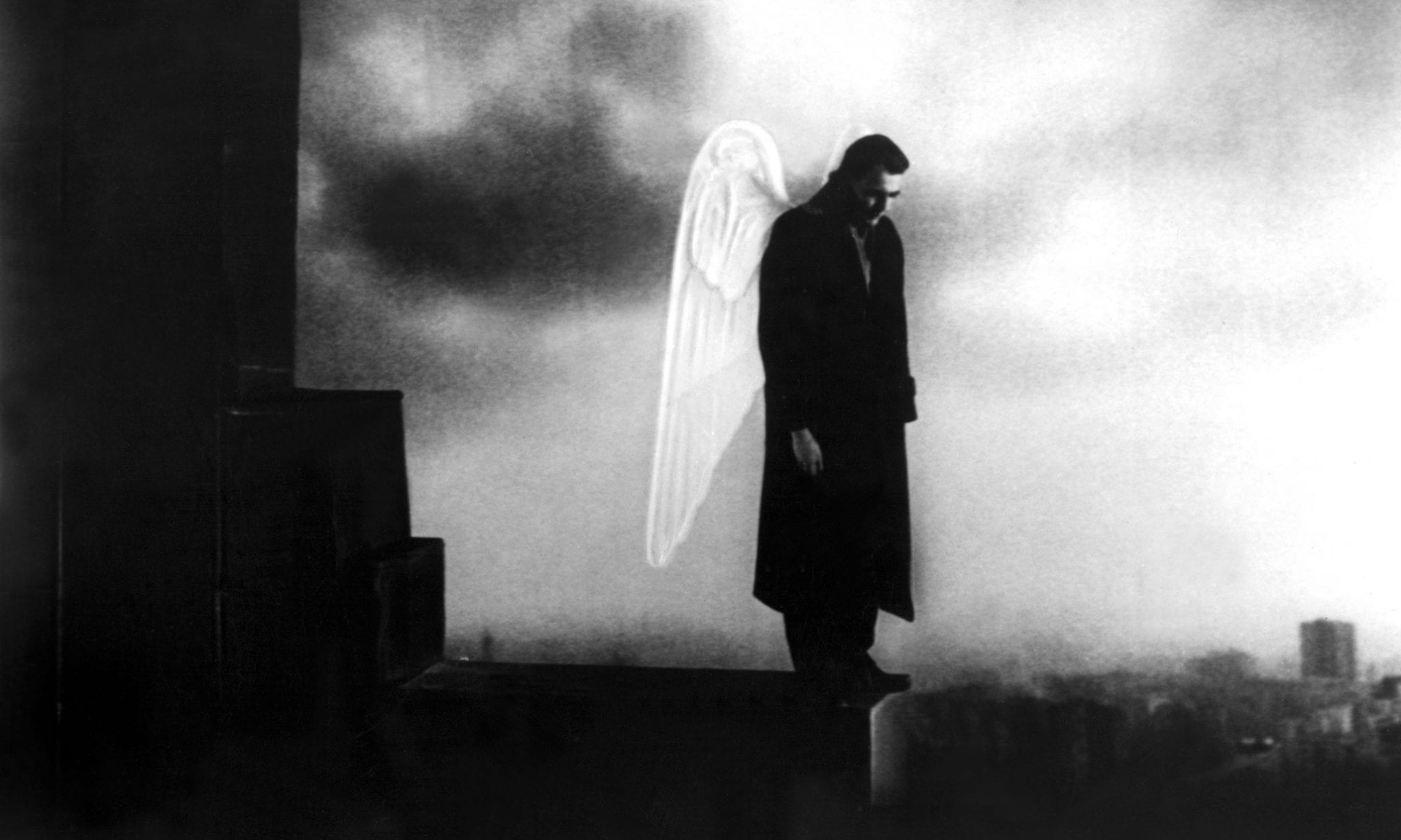 'Wings of Desire' film - 1987
