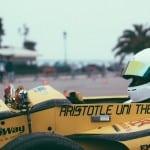 Η Aristotle Racing Team μετατρέπει σε πίστα την πλατεία Αριστοτέλους!