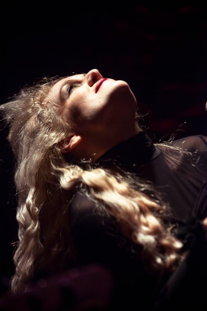 Φωτοντελίριο από το Live των Keep Shelly in Athens στη Μαύρη Τρύπα!