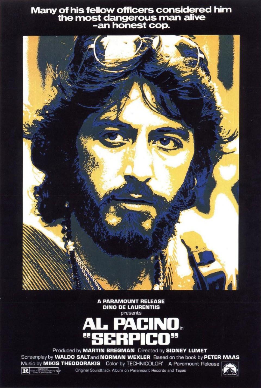 Serpico poster