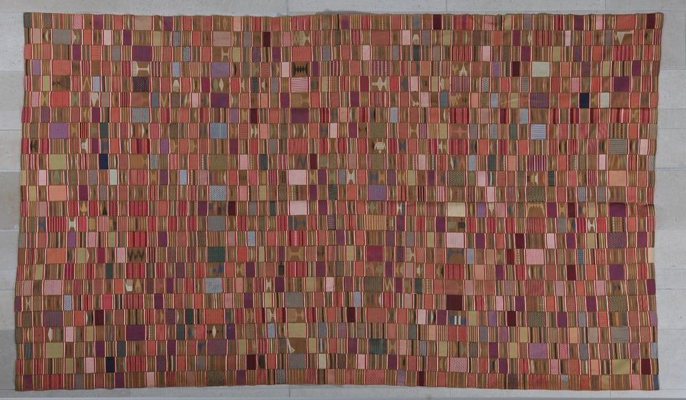 Αντρικό Ιμάτιο (kente) από την Γκάνα, π. 1960-1910.