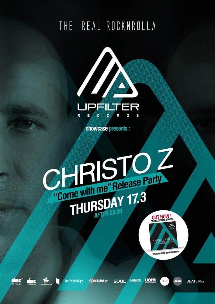 Christo Z poster