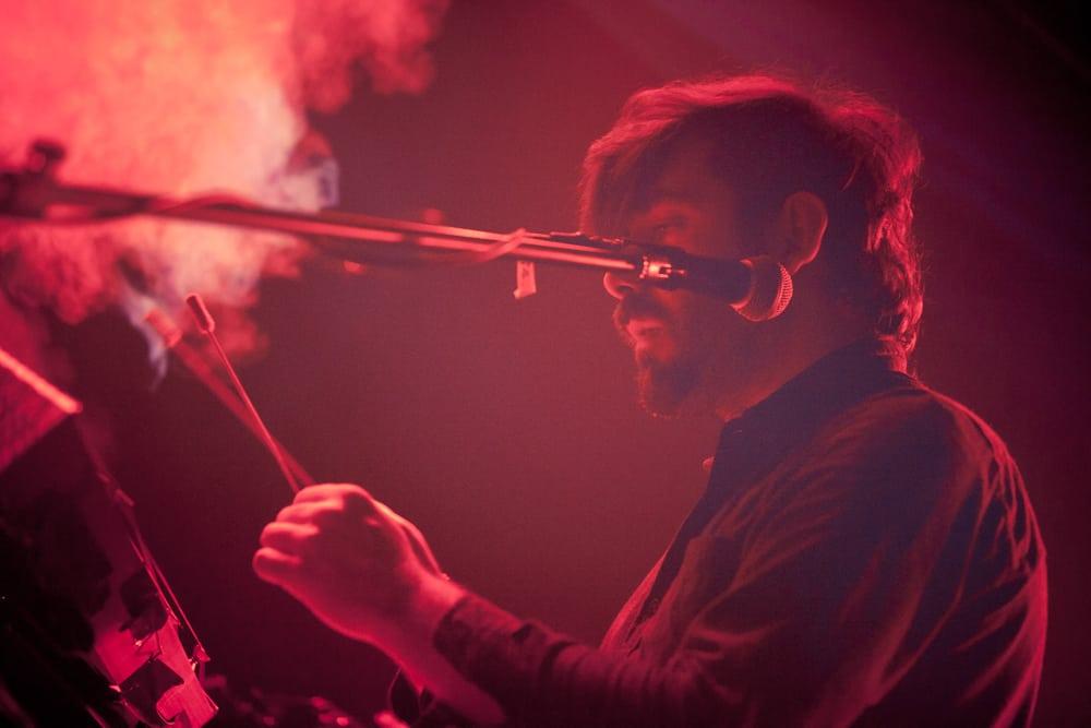 Φωτοντελίριο από το live των Electric Litany!