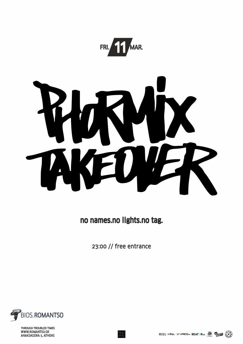 Phormix Takeover