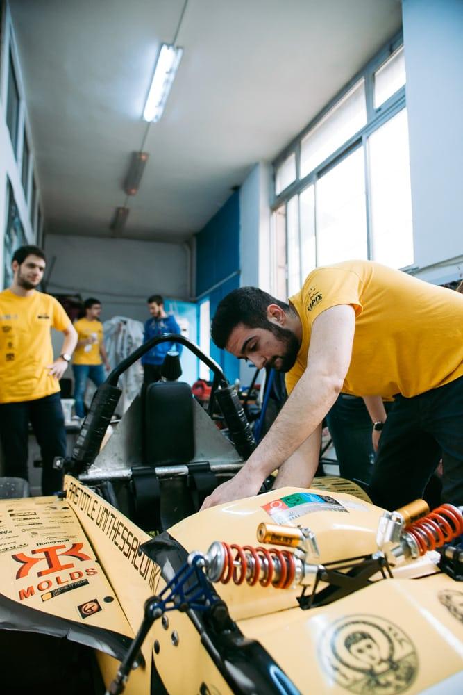 Η Aristotle Racing Team και το πάθος της για τον μηχανοκίνητο αθλητισμό!