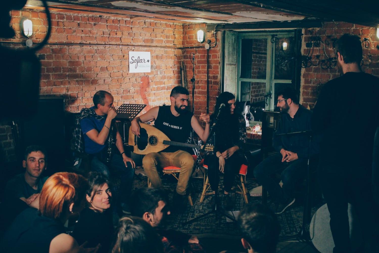 Sofar Sounds: Από το Λονδίνο στη Θεσσαλονίκη!