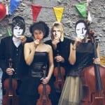 Οι STORM String Quartet στο In Art Music Stage!