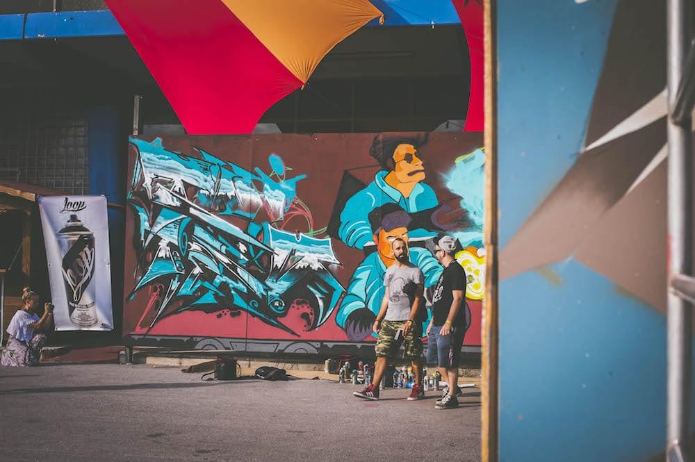 150 φωτογραφίες και 300 λέξεις για όσα συνέβησαν στο Street Art Festival 2016!