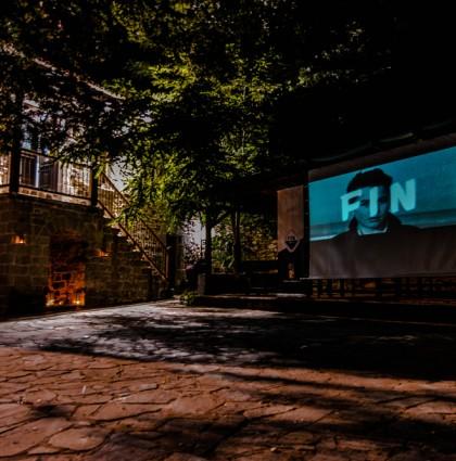 2o Parthenώn Film Festival   Σινεμά στο χωριό!