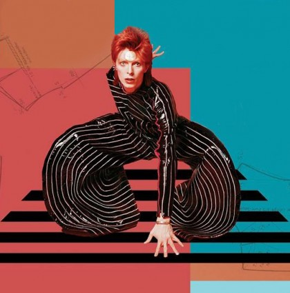 Fashion exhibition: Face the strange – inspired by David Bowie