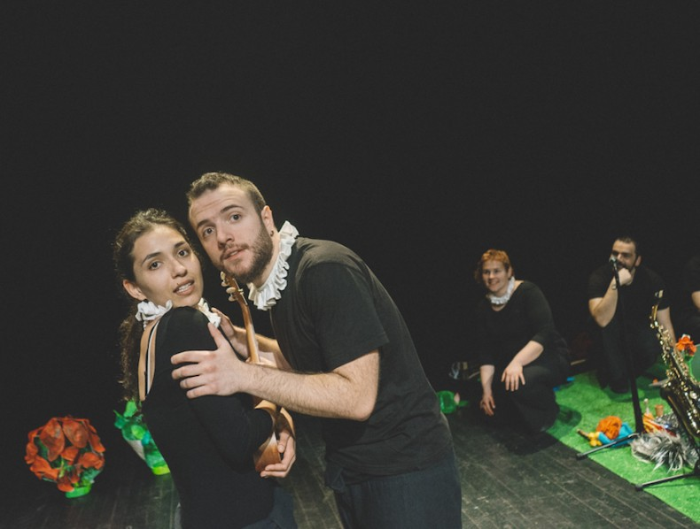 Το reborn in Athens ξεκίνησε τη μεγαλύτερη γιορτή του θεάτρου!