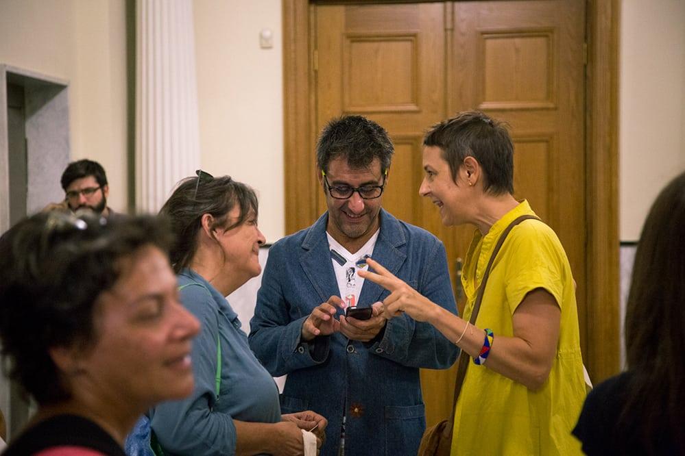 Σινεμά. Ταράτσες. Χαμόγελα. Συγκίνηση. Πάρτι. Το Taratsa International Film Festival, τα είχε όλα!