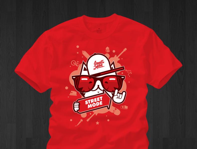 Κερδίστε 5 μπλουζάκια Mascat Tee του Street Mode Festival!