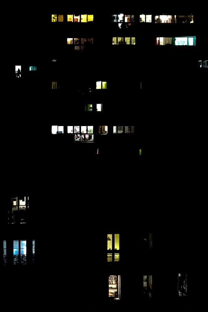 Mία κρυφή αποστολή, 65 φωτογραφίες, άπλετο φως.
