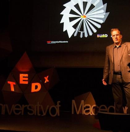 Το TEDxUniversityofMacedonia έρχεται για 4η συνεχόμενη χρονιά!