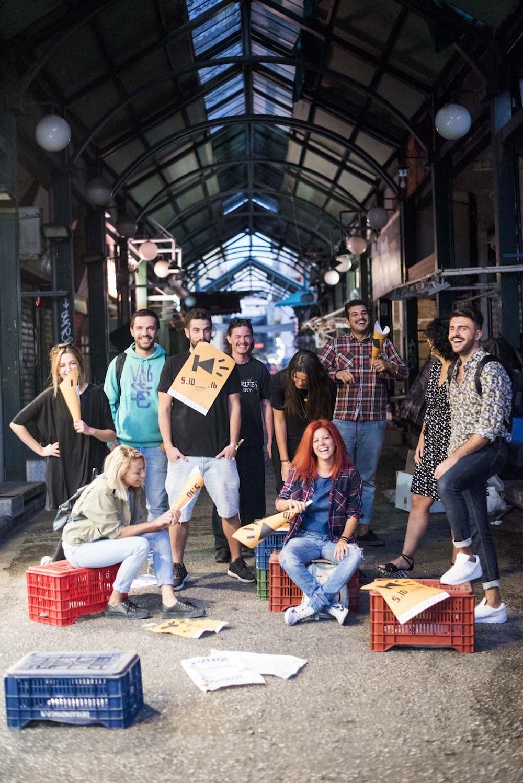 H ομάδα πίσω από το Kapani Project μιλάει στον Beater.gr!