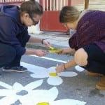 Μια ομάδα από την Έδεσσα δίνει χρώμα στις διαβάσεις των δρόμων!