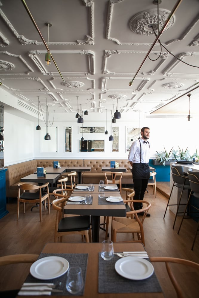 Το GrEatings καλωσορίζει το εστιατόριο «Ίωνος» στον επάνω όροφο της Στοάς Δραγούμη!