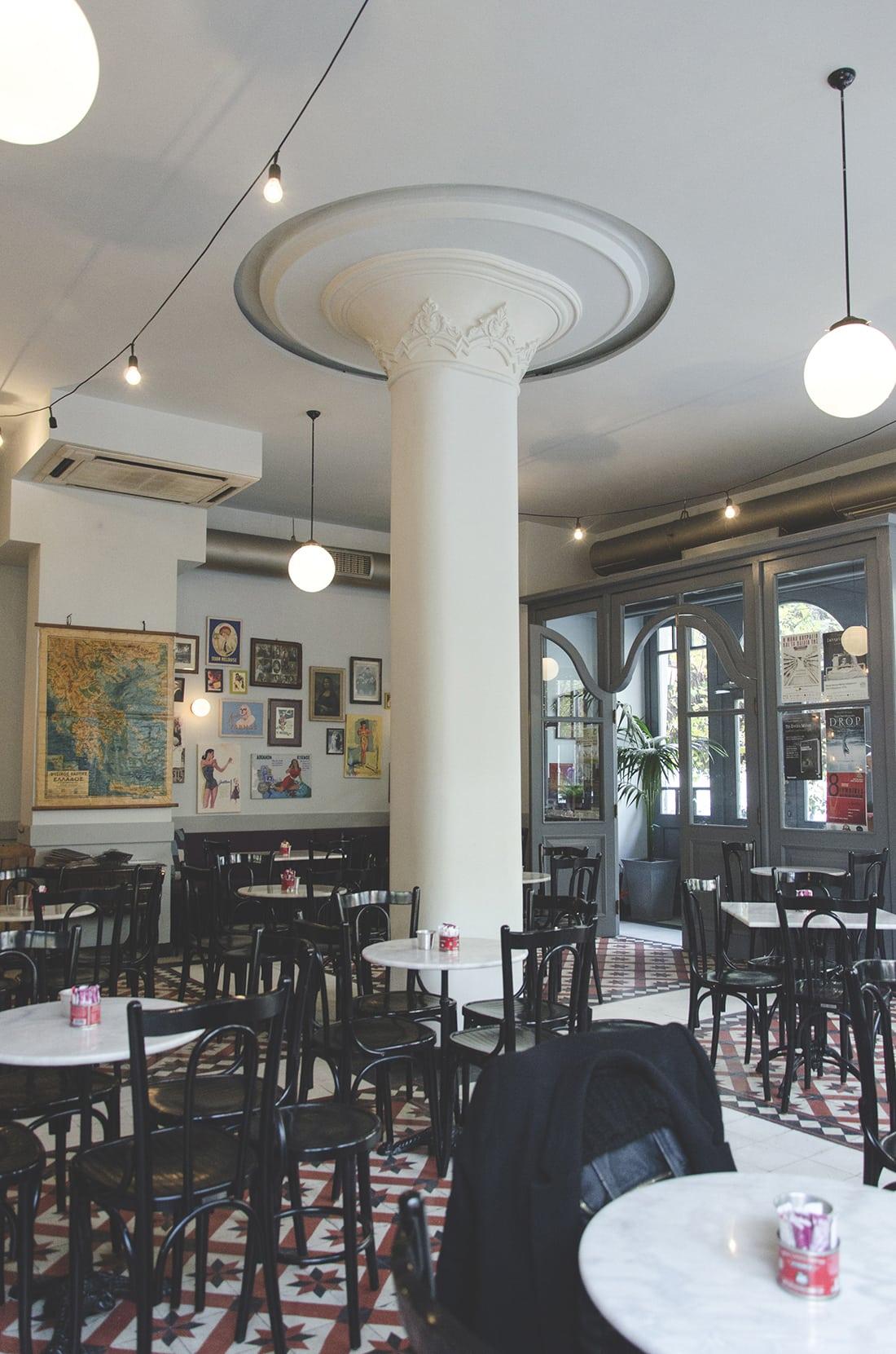 Youkali: Ένα καφενείο από το παρελθόν στο κέντρο της Θεσσαλονίκης!