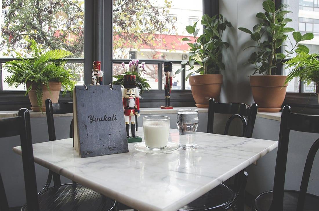 6948be4a3 Youkali: Ένα καφενείο από το παρελθόν στο κέντρο της Θεσσαλονίκης!