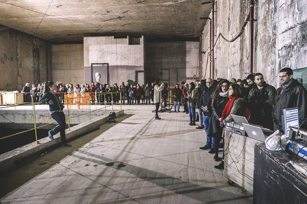 Τι δουλειά έχει το ΚΘΒΕ στο Μετρό Θεσσαλονίκης;