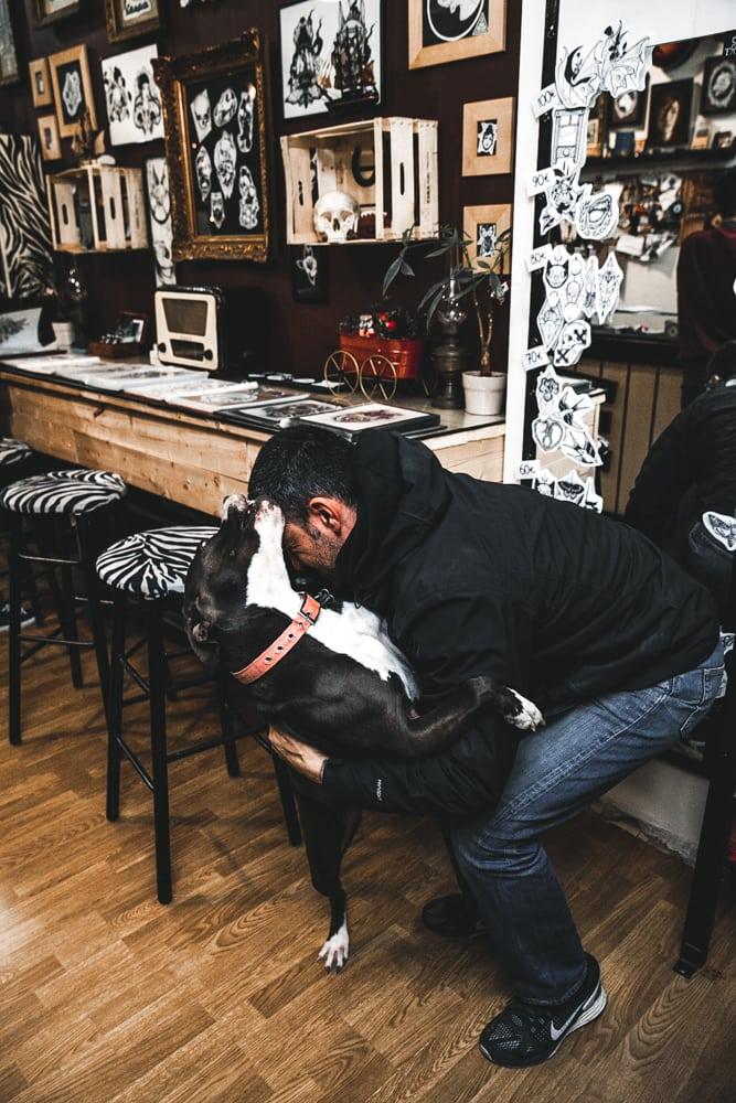 Το Dr. Skin δεν είναι απλά ένα ακόμη Tattoo Studio!