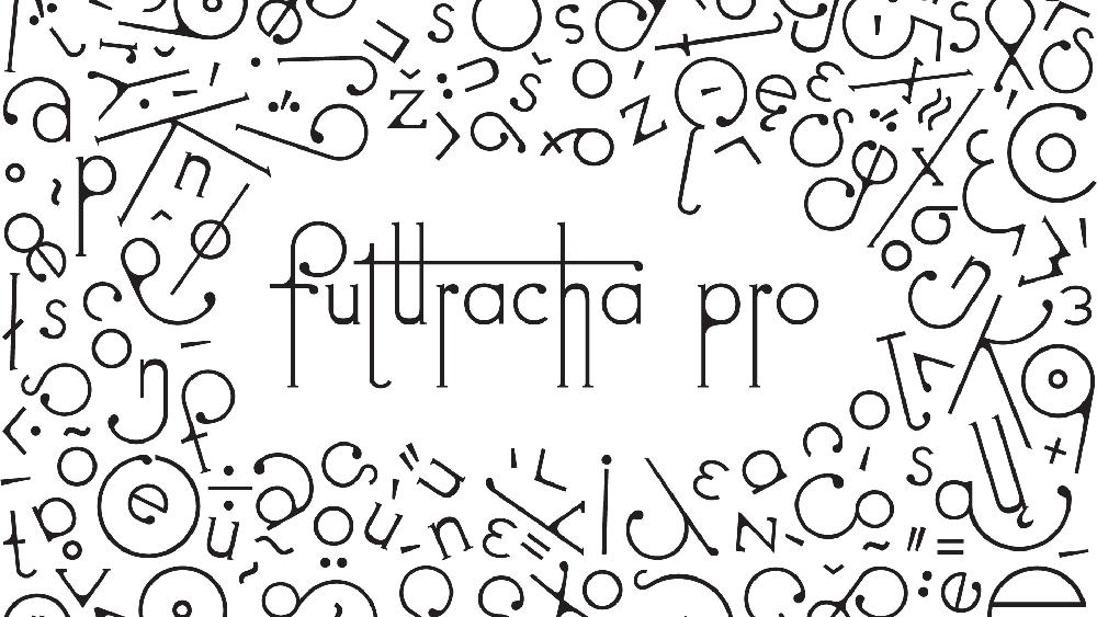 Futuracha Pro – η επιστροφή της πιο εκκεντρικής γραμματοσειράς!