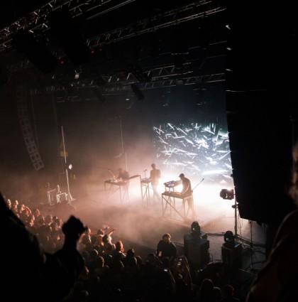 Röyksopp και Moderat τα δύο επόμενα ονόματα του Release Festival Athens!