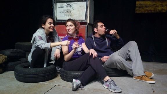 Κρασί και Θέατρο στο Θέατρο Τ