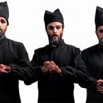 «Εκκλησιάζοντες» |Mία κωμωδία των Μιχάλη Δαρνάκη και Μαρίας Λαφτσίδου στο Θέατρο Αυλαία!
