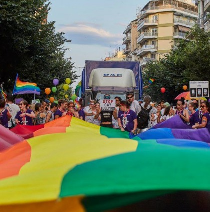 Το Thessaloniki Pride υποψήφιο για το EuroPride 2020!